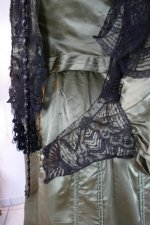 22 antique dress Fanny Gerson 1903