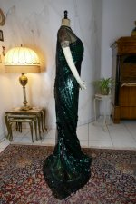 44 antique evening dress 1912
