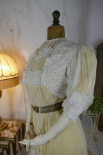 14 antique tea gown 1903