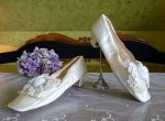 15 antique wedding shoes 1855