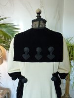 19 antique Worth opera coat 1904