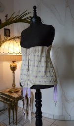2 antique corset 1914