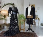 18 antique ball dresses