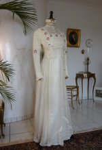 10 antique wedding dress 1910