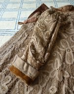 102 antique battenburg lace coat 1906