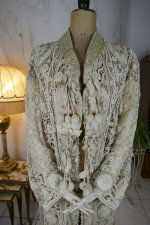 14 antique irish lace coat 1904