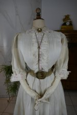 8 antique summer dress 1904