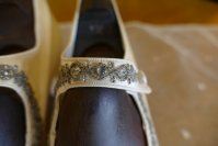 19 antique wedding boots 1906