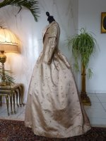 40 antique dress 1840