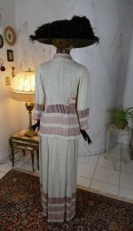 306 antique dress 1912