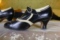 5 antique business shoes 1926