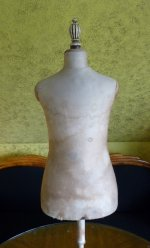 3 antique mannequin 1900