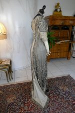 30 antique evening gown 1912