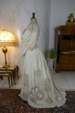 13 antique gown 1904