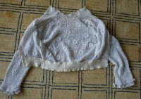 16 antique blouse 1909