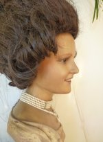 10 antique wax mannequin
