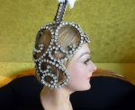 28 antique headpiece 1920
