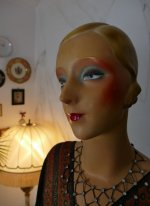 6 antique Siegel Mannequin 1932