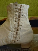14 antique wedding shoes 1830