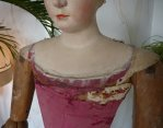 8 antique mannequin 1800