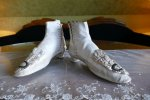 11 antique wedding boots 1855