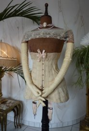 antique corset 1900