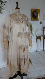 10 antique silk coat 1906