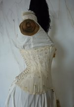 28 antique corset