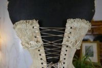13 antique corset 1880