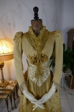 5 antique dress 1895