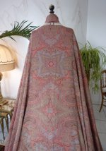 17 antique Paisley shawl 1860