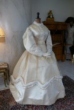 3 antique wedding dress 1876