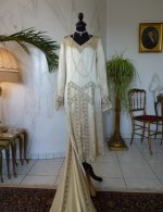 56 antique gown 1920
