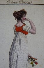 6 Empire Corselet 1805