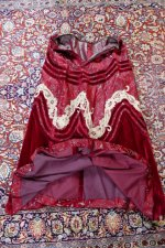 45 antique society dress 1904