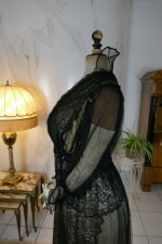 23 antique evening dress 1915