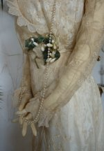 33 antique bridal gown