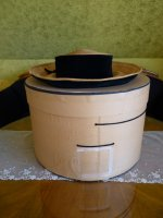 13 antique hat 1912 Cameron Titanic
