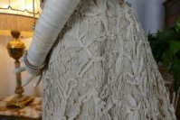 23 antique ALTMANN Battenburg lace dress 1904