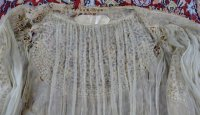 43 antique Drecoll Negligee 1912