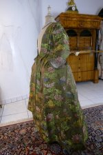 15 antique childs court dress 1760