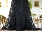 11 antique ball dress 1901