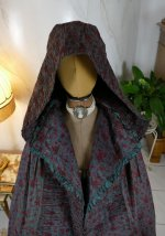 4 antique hooded cape 1790