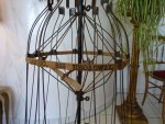 9 antique wire dressmakerform 1881