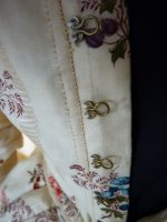 51 antique romantic period dress 1839