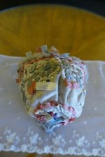 15 antique baby bonnet 1760
