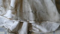 58 antique ball gown 1859