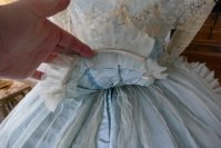 32 antique victorian ball gown 1859