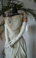 5 antique evening dress
