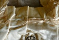 8 antique wedding handbag 1900